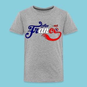 Kid's T-shirt  Appelez-moi France (Call me France) - Kids' Premium T-Shirt
