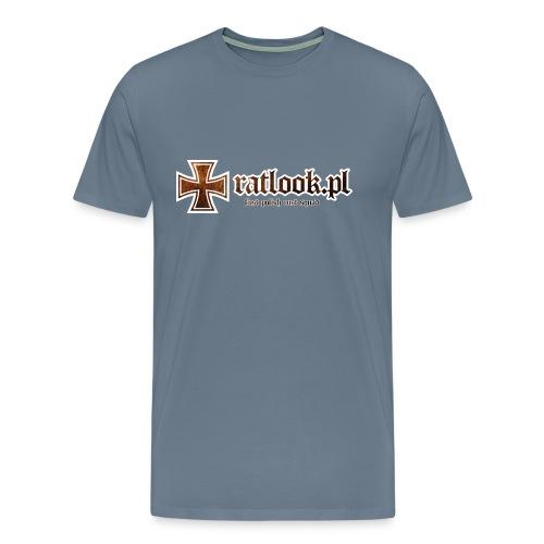 ratlook.pl (koszulka 1) - Koszulka męska Premium