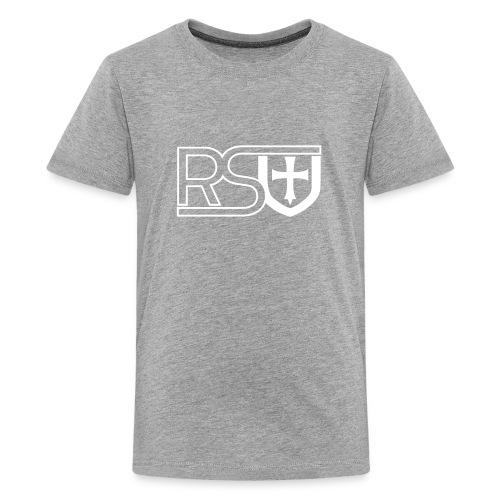Schulkleidung Realschule Verden - Teenager Premium T-Shirt