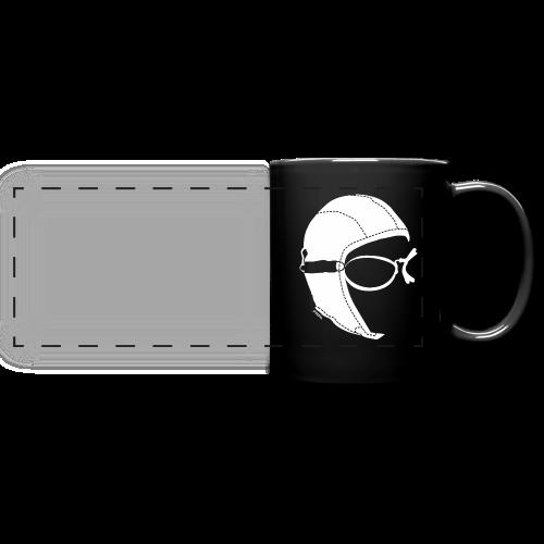 Aviator Black Mug - Tazza colorata con vista