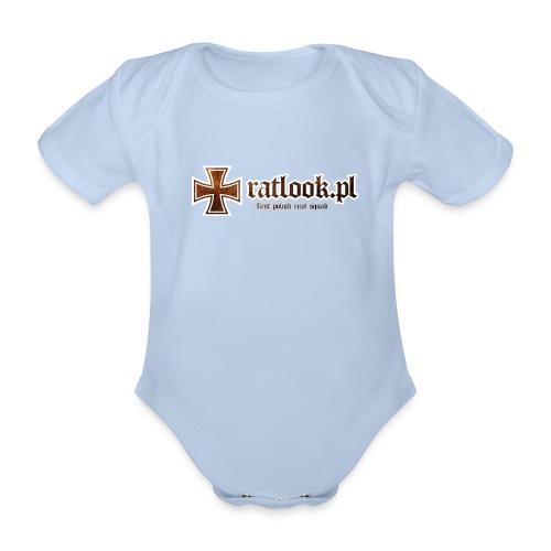 Śpiochy ratlook.pl - Ekologiczne body niemowlęce z krótkim rękawem