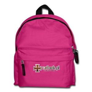 Plecak szkolny - Plecak dziecięcy