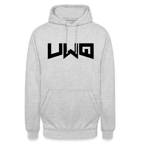 Vwq Logo Grey Hoodie - Unisex Hoodie