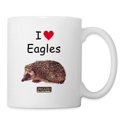 I Herz Eagles Kaffeetasse - Tasse