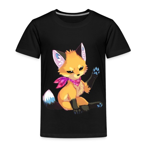 Renard Manga - T-shirt Premium Enfant