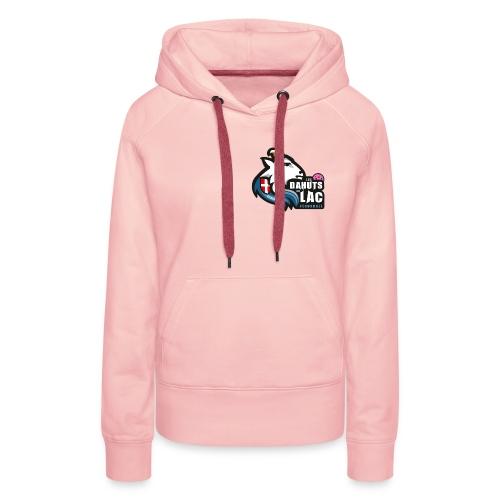 Sweat-shirt Femme - Sweat-shirt à capuche Premium pour femmes