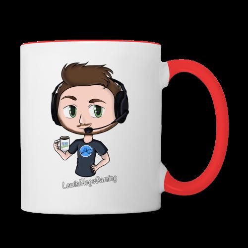 The Coffee Mug - Contrasting Mug
