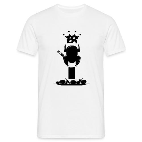 Bella maglietta per gli uomini 1 - Maglietta da uomo