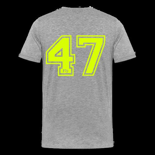 Fly-Apparel Finch - Männer Premium T-Shirt