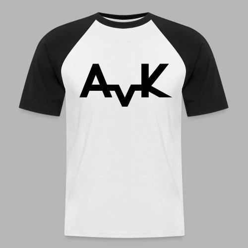 Basic AvK Shirt - Männer Baseball-T-Shirt