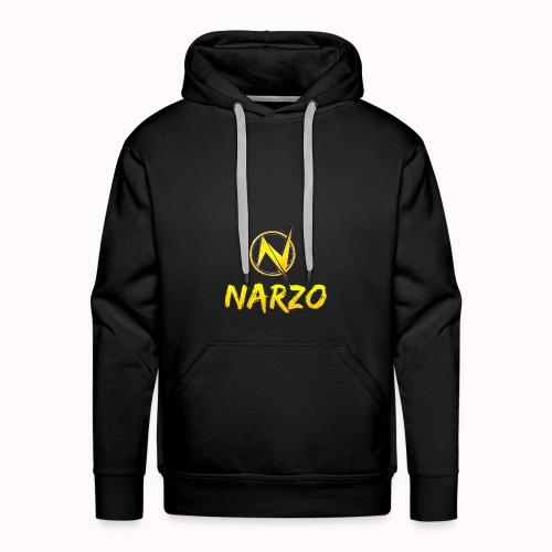 Sweat w/Logo Narzo - Sweat-shirt à capuche Premium pour hommes