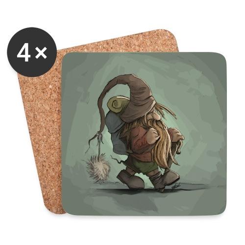 Gnome Coaster - Coasters (set of 4)