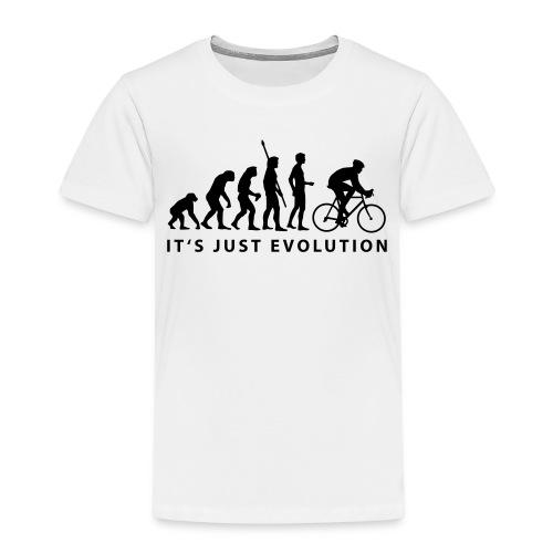 T-shirt Premium Enfant Évolution  - T-shirt Premium Enfant