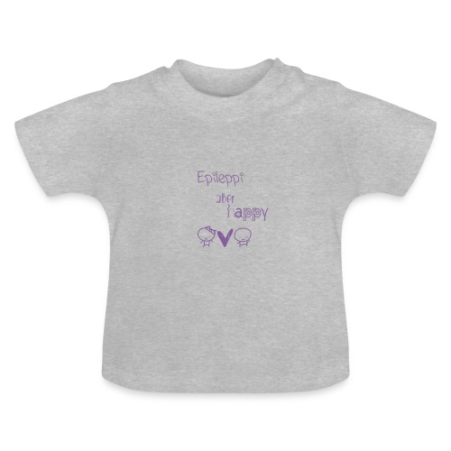 Baby T-Shirt Happy - Baby T-Shirt