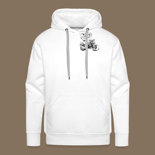 Sweat-shirt à capuche Premium Homme - Sweat-shirt à capuche Premium pour hommes
