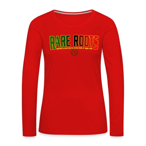 RARE LADIES WEAR - Women's Premium Longsleeve Shirt