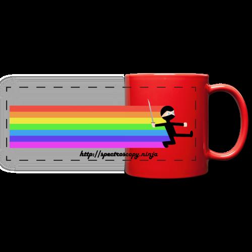 Panoramatasse farbig