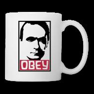 Tassen & Zubehör ~ Tasse ~ OBEY Rudolf Steiner