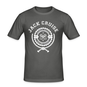 Jack Cruise League - Männer Slim Fit T-Shirt