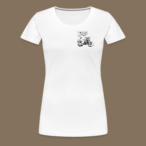 T-shirt Premium Femme - T-shirt Premium Femme