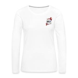 TEE SHIRT MANCHES LONGUES FEMMES CLUBS DJ RADIO - T-shirt manches longues Premium Femme
