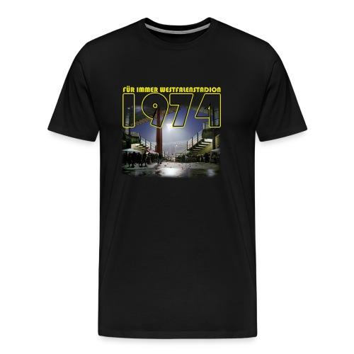 Für immer WS auch in 4Xl und 5XL - Männer Premium T-Shirt