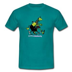 Krötenwanderung - Männer T-Shirt