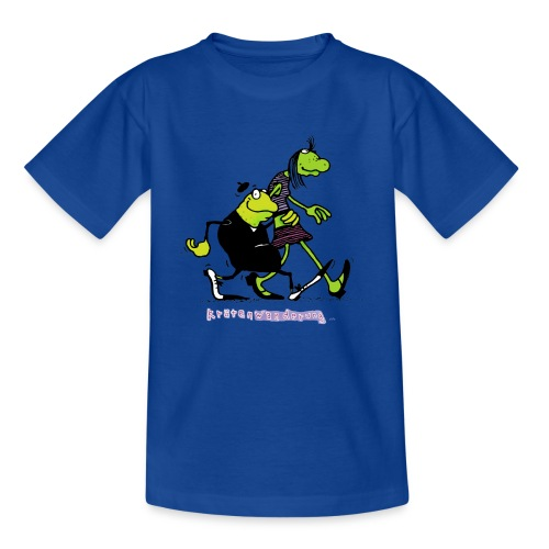 Krötenwanderung - Kinder T-Shirt