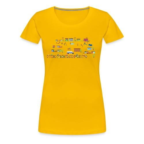 Masitopia (f) - Frauen Premium T-Shirt
