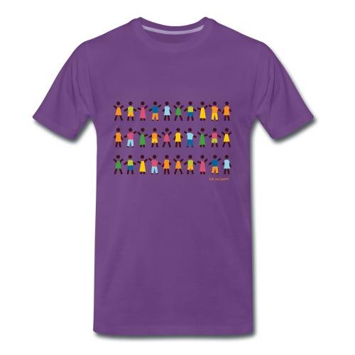Let us Learn (m) - Männer Premium T-Shirt