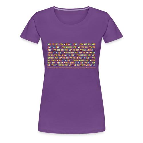 Home (f) - Frauen Premium T-Shirt
