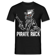 T-shirts ~ T-shirt herr ~ Pirate Rock Ed