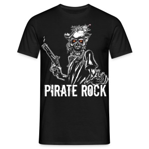 Pirate Rock Ed - T-shirt herr