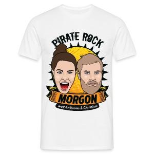 Morgon - T-shirt herr