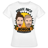 T-shirts ~ T-shirt dam ~ Morgon