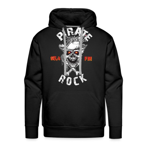 Pirate Rock 954 - Premiumluvtröja herr
