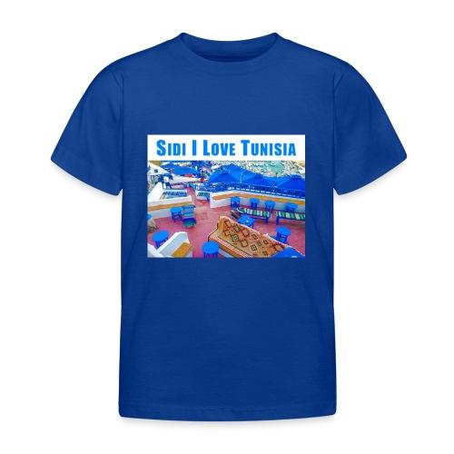 Sidi I love Tunisia  - Kids' T-Shirt