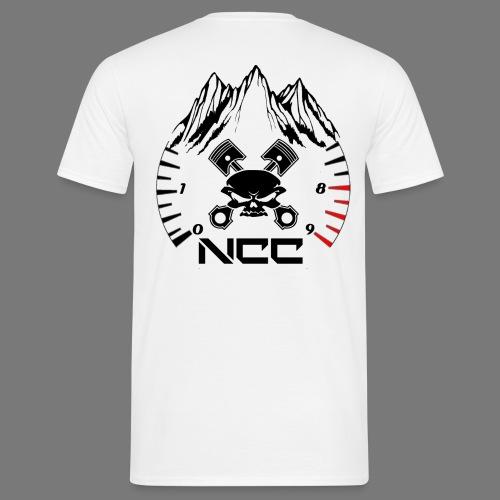 T-shirt NCC Logo Blanc - T-shirt Homme