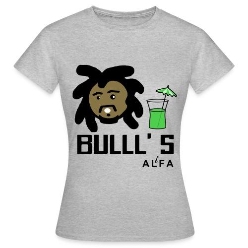 T-SHIRT Bulll's FEMME - T-shirt Femme