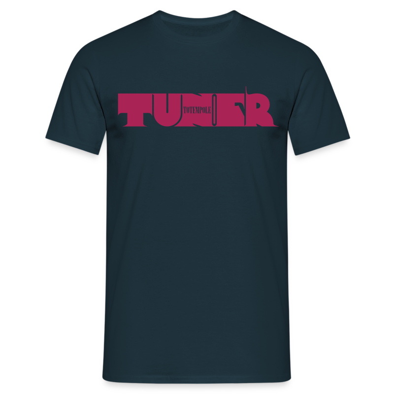 TUNER TOTEMPOLE - Men's T-Shirt