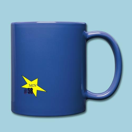 Tasse Stern - Tasse einfarbig
