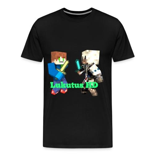 T-Shirt Lukutus Männer - Männer Premium T-Shirt