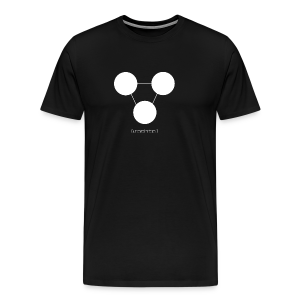 Tri-pod Lights Man T-shirt - Men's Premium T-Shirt