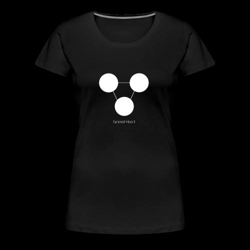 Tri-pod Lights Woman T-shirt - Women's Premium T-Shirt