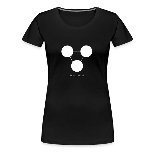 Tri-pod Lights Woman T-shirt - Women's Premium T-Shirt
