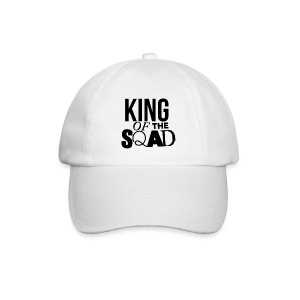 King of the Sqad Cap - Baseballkappe