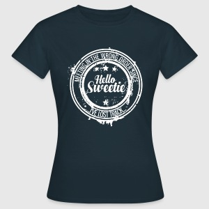 River Song Weiss T-Shirts - Frauen T-Shirt