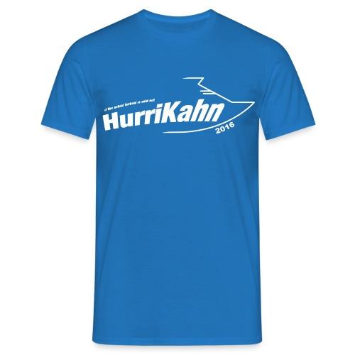 HurriKahn Shirt - Männer T-Shirt