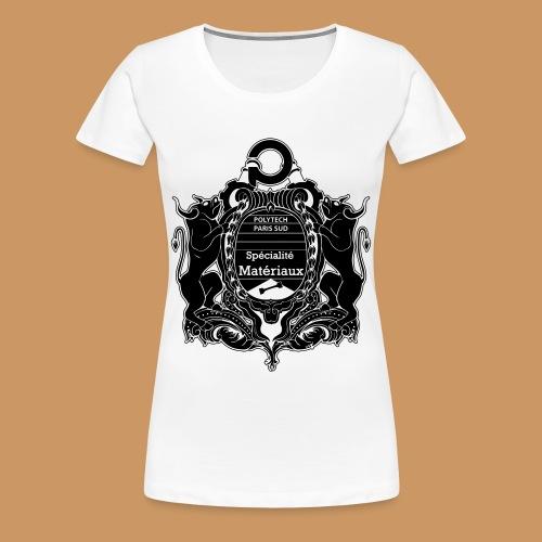 MTX - T-shirt Premium Femme