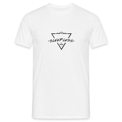 Sleepless rtiangle Shirt  - Männer T-Shirt